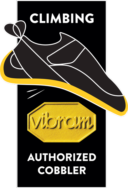 Vibram - climbing authorized cobbler